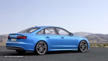 Audi S6 S tron (ad with buy now)